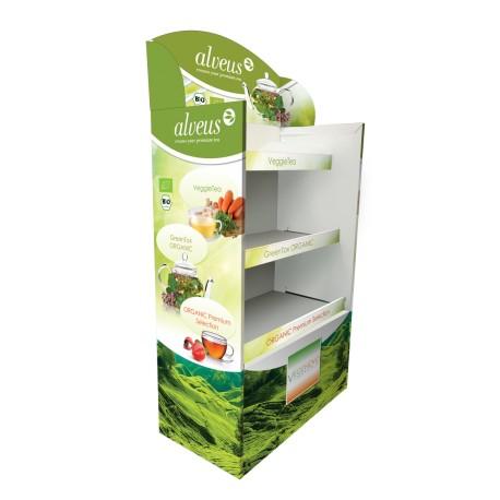 ekspozytor kaskadowy green 2